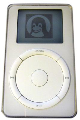 Linux on iPod