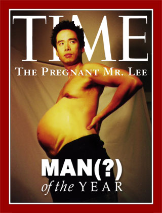 Mr. Lee Time Cover