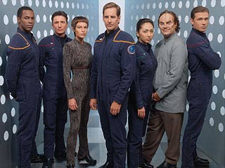 Startrek Enterprise Cast