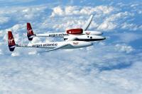 Virgin Atlantic GlobalFlyer Steve Fosset
