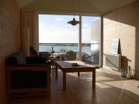 Fensterblick Ferienhaus Dänemark