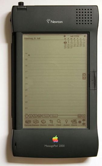 Apple Newton (Bild:  Ralf Pfeifer auf de.wikipedia)