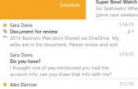 Microsoft Outlook Mail für später planen