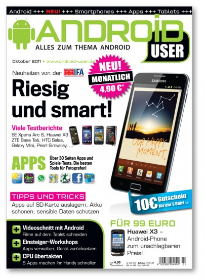 Android User Magazin