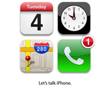Apple iPhone Event 2011