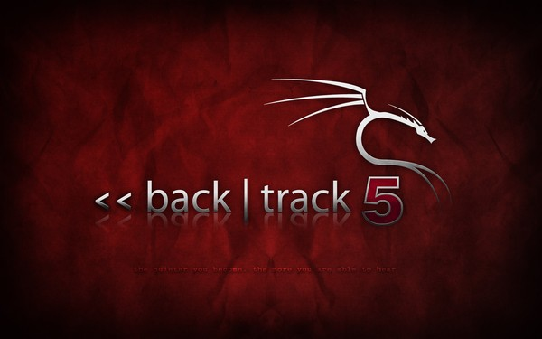 BackTrack 5 Screenshot