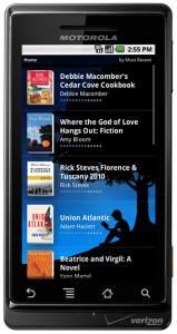 Amazon Kindle für Android