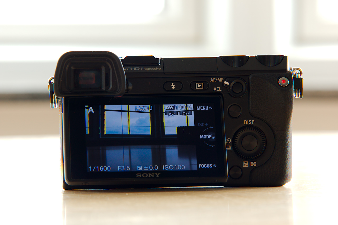 Sony NEX 7 Review Tausche DSLR Gegen Spiegellose Kamera