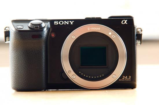 Sony NEX 7 Sensor