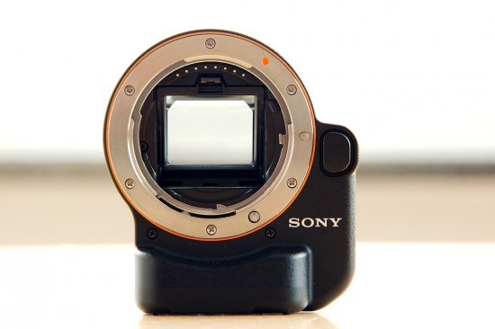 Sony LA-EA2 Adapter