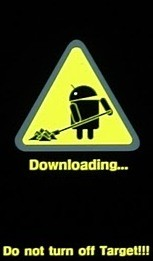 Download Mode Galaxy S