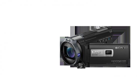 Sony HDR-PJ760V Handycam (Foto: Sony)