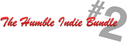 The Humble Indie Pack 2 Logo