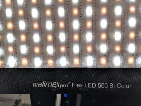Walimex pro Flex LED 500 Bi Color