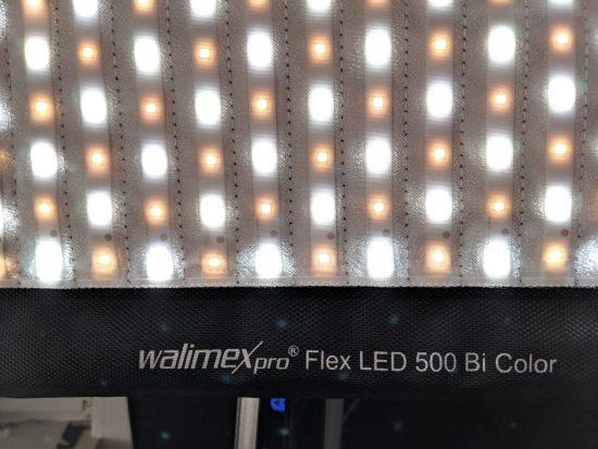 Walimex pro Flex LED 500 Bi Color