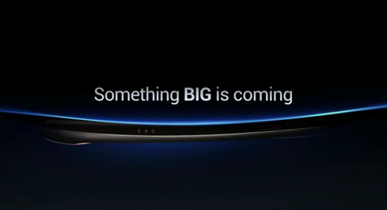Samsung Galaxy Nexus (Foto: Screenshot aus Teaservideo)