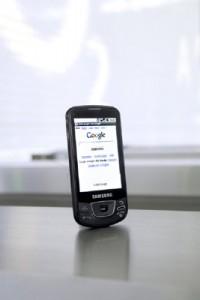 Samsung i7500 Galaxy (Foto O2)