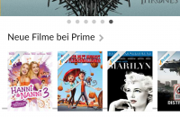 Amazon rime Instant Video Android