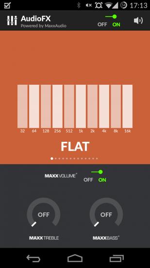 Oneplus One MaxxAudio