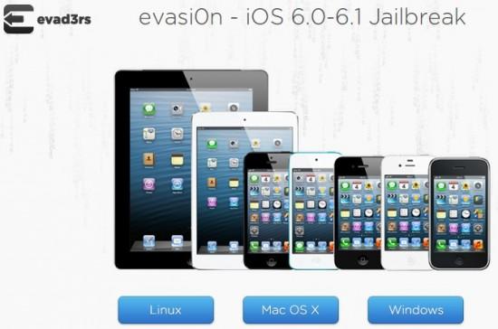 iOS Jailbreak evasiOn unter Ubuntu