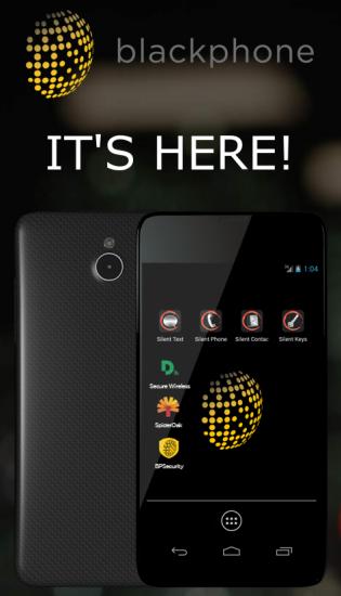 Blackphone Verfügbar