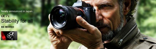 Sony A7II (Bild: sony.net)