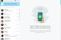 WhatsApp Web-Client