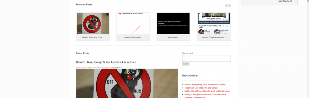 Opera Browser mit nativem Ad-Blocker