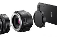 Sony DSC-QX1 Lens-Style Kamera mit APS-C Sensor (Bild: sony.de)