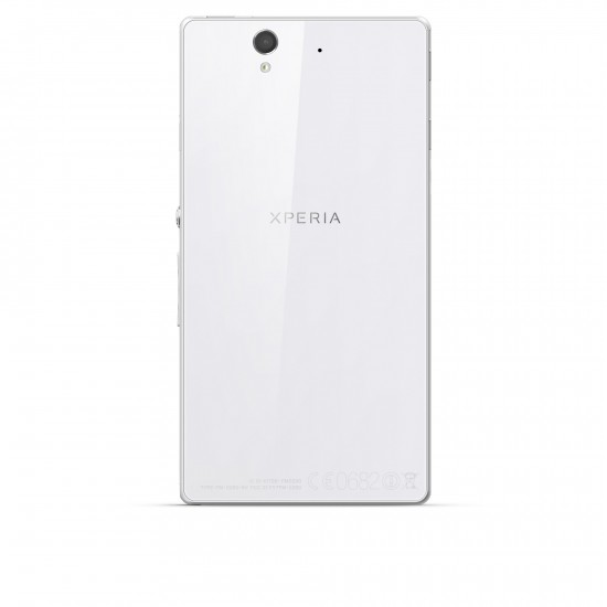 Sony Xperia Z weiß back