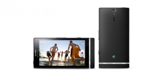 Sony Xperia S (Bild: Xperia Blog)