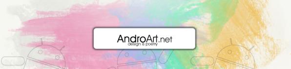 AndroArt.net Android Design Portal