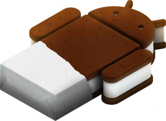 android icecream sandwich logo