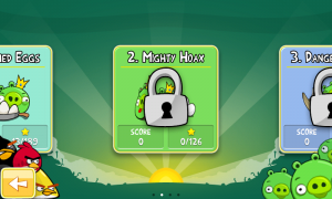 Angry Birds für Android