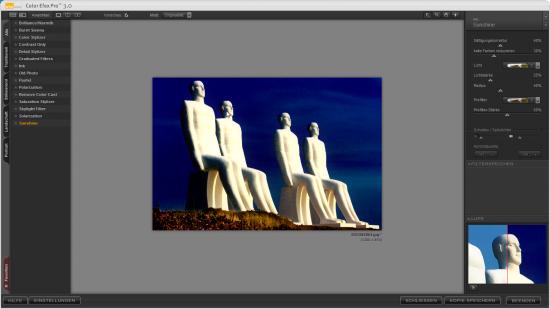 Nik Color Effex Pro 3 Screenshot