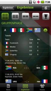 Fan App 2010
