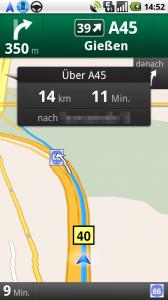 Google Maps Navigation Deutschland