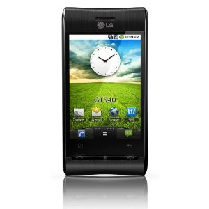 LG GT540 Optimus Android Smartphone