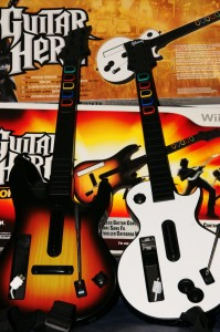 Guitar Hero World Tour Gitarren