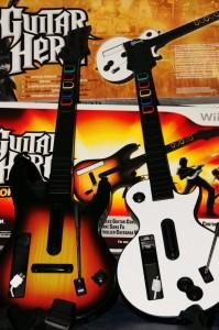 Guitar Hero World Tour Gitarren