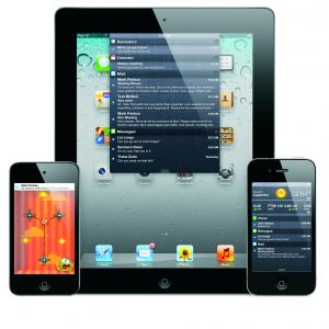 iOS 5 - Notification Center (Bild: Apple.com)