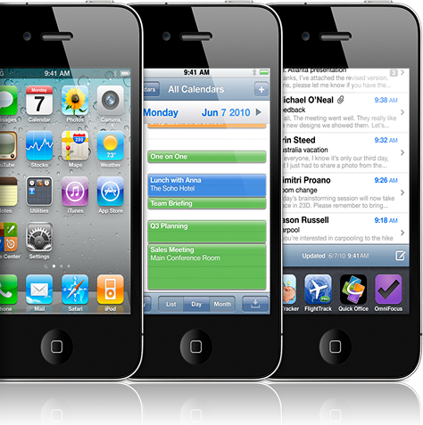 Apple iPhone 4 (Foto: Apple.com)