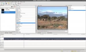 Kdenlive: Videoschnitt unter Ubuntu