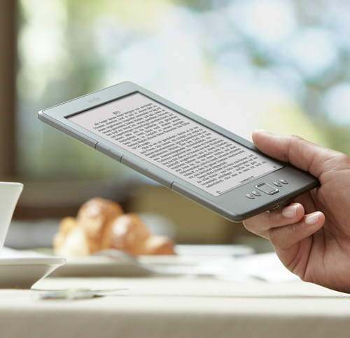 Amazon Kindle: Buchersatz oder nette Spielerei?