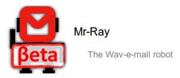 Mr-Ray für Google Wave