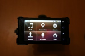 Motorola Milestone KFZ Halterung