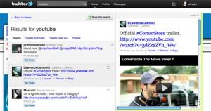 Das neue Twitter: Medieninhalte