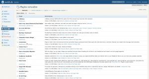Wordpress Plugins auf noch.de