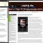 Tweetboard auf nodch.de