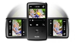 Kodak PlayTouch Touchscreen mit Lagesensor